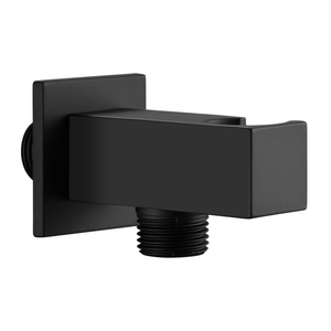 Matt Black shower holder